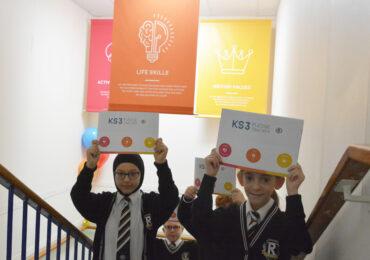Rawmarsh Students are Pledge Legends!