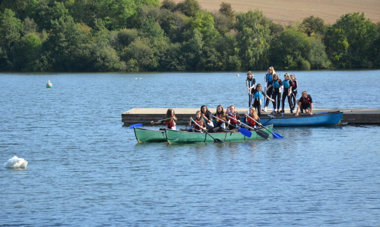 RCS Year 8s Visit Ulley 🛶