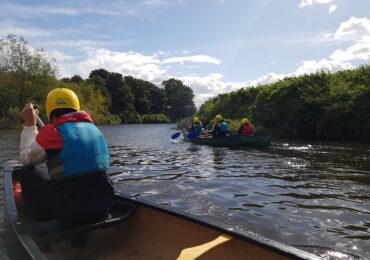 Climbing & Canoeing for Wickersley Sports Science Students