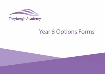 Year 8 options - option forms