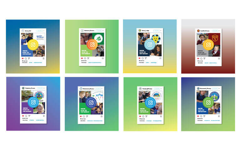 Our primary schools now have Instagram!