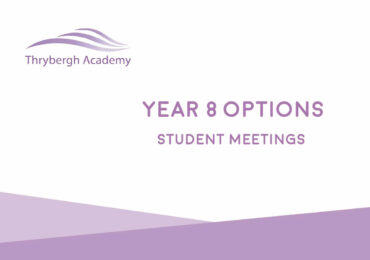 Year 8 Options - Student Meetings