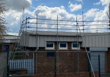 Construction works start at Foljambe Primary School