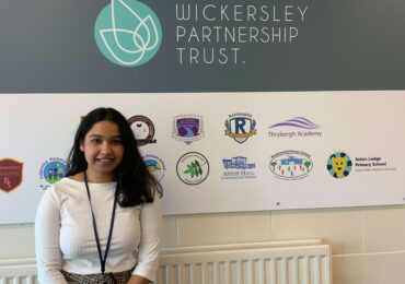 Get Work Ready - Wickersley Sixth Form Students Gain Valuable Work Experience in WPT's Finance Department