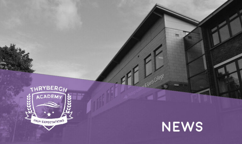Notice of proposed change to Thrybergh Academy and Sports College