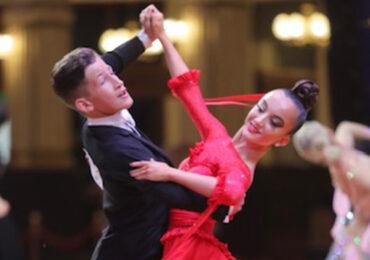 Dancing Success for Wickersley Student, Ruma Baker