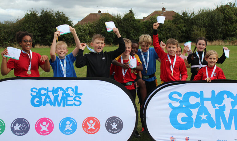 WPT Host The Rotherham School Games' Tag Rugby Festival