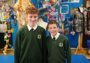 Wickersley Students, Jacob and Ashton, Share Their Acts of Kindness