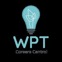 WPT Careers Central Logo - No Tagline