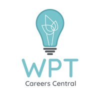 WPT Careers Central Logo - No Tagline